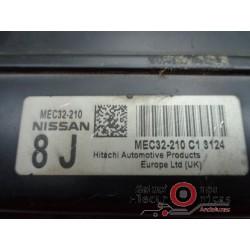 MEC32-210 C1 3124 8J ECU CENTRALITA MOTOR NISSAN ALMERA 1.8.I N16