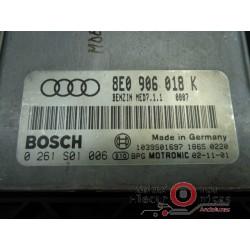 0261S01006 ECU CENTRALITA MOTOR AUDI-A4 2.0 FSI