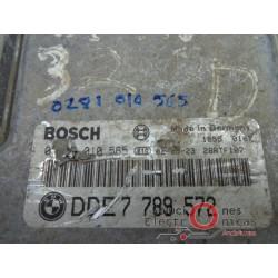 0281010565 ECU CENTRALITA MOTOR BMW E-46 320 2.0 DIESEL