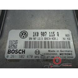 261S02470 ECU CENTRALITA MOTOR VW GOLF-V 2.0 GTI JETTA 2.0 TSI