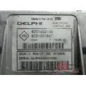 8201002106 ECU CENTRALITA MOTOR RENAULT CLIO 1.5 DCI