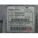 8200399038 ECU CENTRALITA MOTOR RENAULT CLIO 1.5 DCI