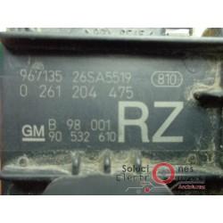 0261204475 ECU CENTRALITA MOTOR OPEL CORSA-B 1.2 i